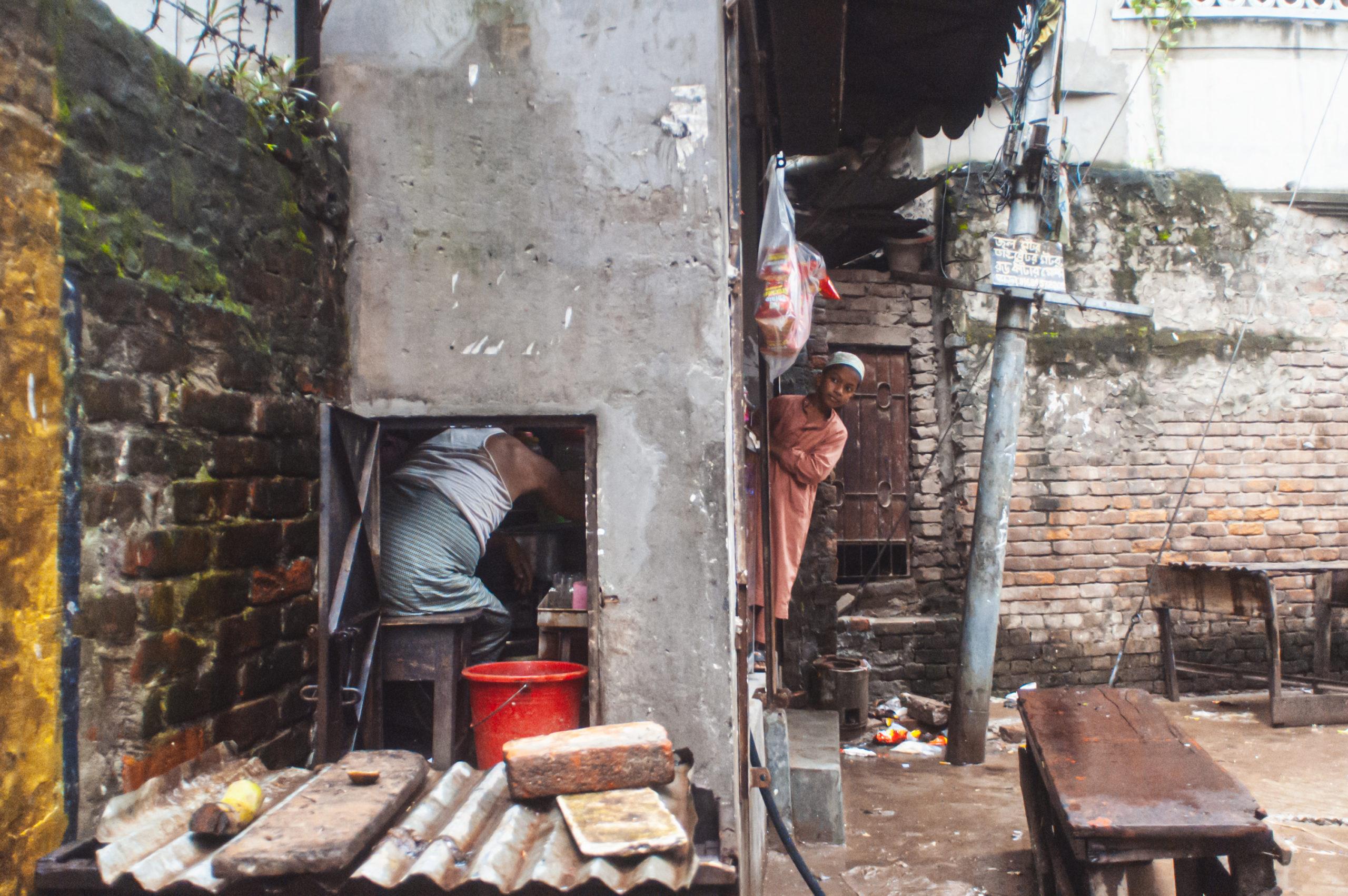 L'épicerie de Mirpur